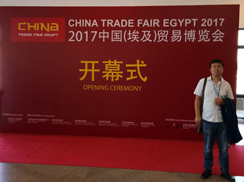 2017 Egypt China Homelife exhibition